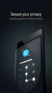 CM Locker AppLock ScreenLock- screenshot thumbnail