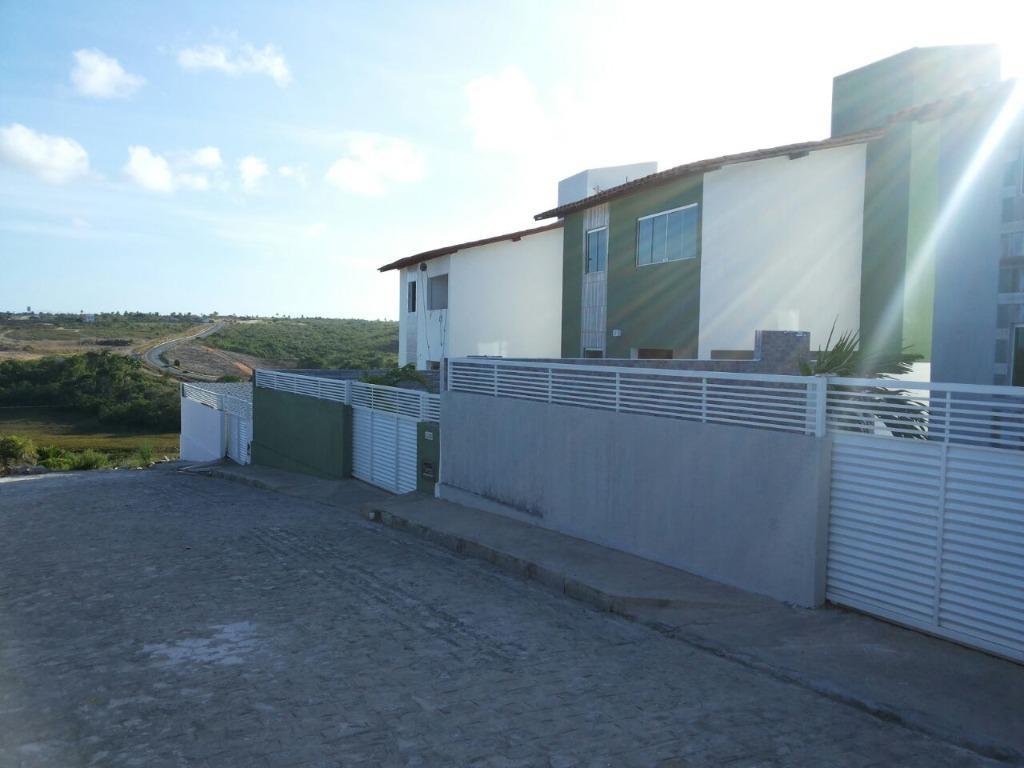 Duplex com 2 dormitórios à venda, 88 m² por R$ 160.000 - Village Jacumã - Conde/PB