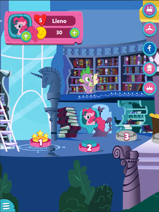 My Little Pony: Puzzle Party Screenshot 5