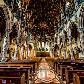 Cathedral by Jim Harmer - Buildings & Architecture Places of Worship ( church, chicago )