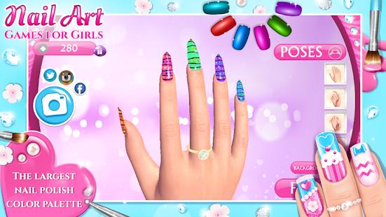 Игры бесплатно макияж и маникюр и педикюр для девочек