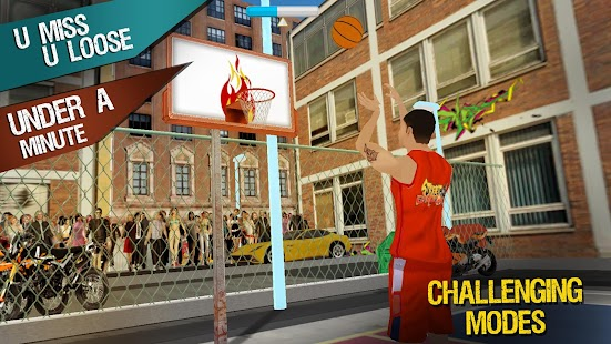 Street Basketball Slam Dunk 3D - screenshot