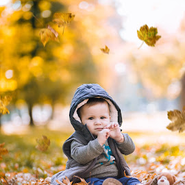 autumn by Krisztina Fejér - Babies & Children Babies