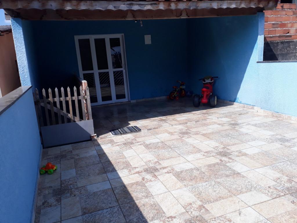 Sobrado com 2 dormitórios para alugar por R$ 1.100/mês - Cid