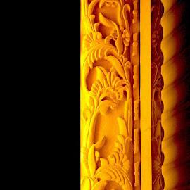 javanese carving by Iis Rajab - Abstract Patterns (  )