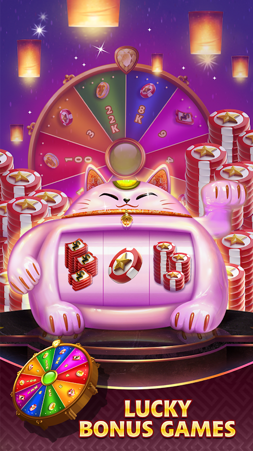 KONAMI Slots - Casino Games Screenshot 3