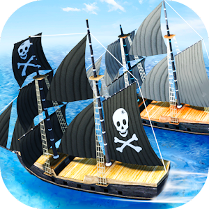 Pirate Ship Boat Racing 3D For PC / Windows 7/8/10 / Mac – Free Download
