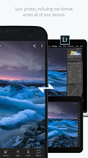 App Adobe Photoshop Lightroom APK for Windows Phone
