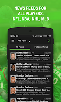 Screenshot of Playerline: Fantasy Football