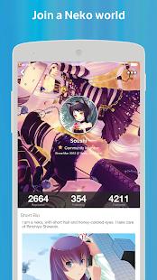 Neko Amino- screenshot thumbnail