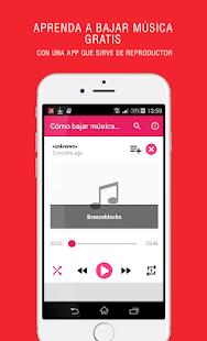 Cómo bajar música gratis for Lollipop - Android 5.0
