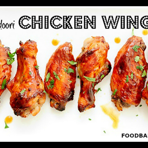 Food Babe's Tandoori Chicken Wings