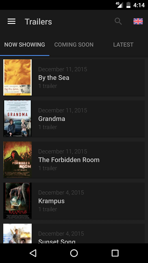 My Movies Pro - Movie & TV Collection Library Screenshot 6