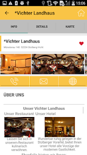 Cityguide Stolberg - screenshot