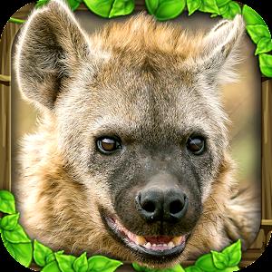 Cover art Hyena Simulator