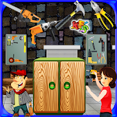 Game Furniture Maker && Factory apk for kindle fire
