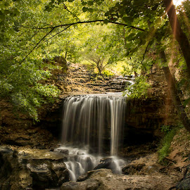 TANYARD by Dana Johnson - Landscapes Waterscapes ( waterfalls, falls, waterscape, cascade, landscape )