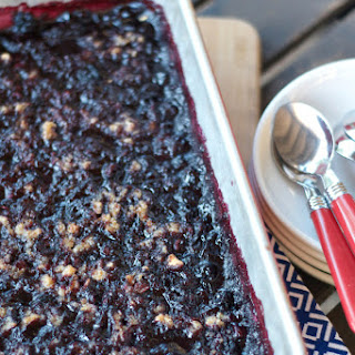 Frozen Berry Cobbler Recipes