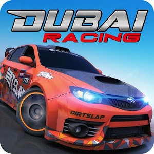 Dubai Racing Icon