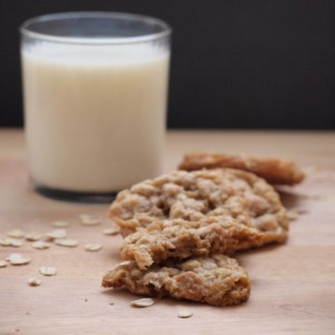 Oatmeal Butterscotch Chip Cookies