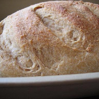 Whole Wheat Artisan Bread in 5 Minutes a Day