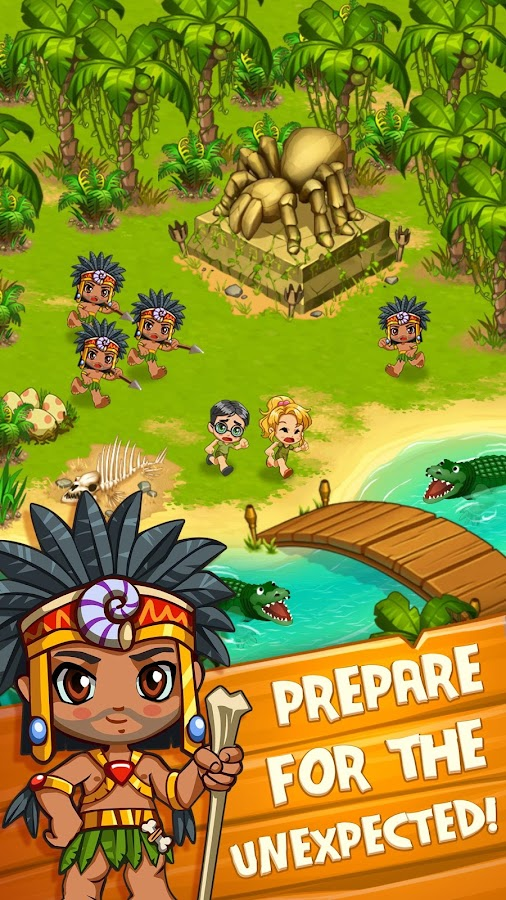 Island Experiment Screenshot 5