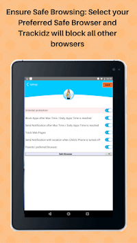 Trackidz Parental Controls APK screenshot thumbnail 14