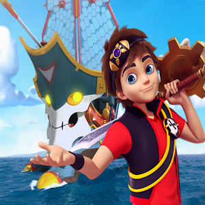 zak super storm adventure pirate