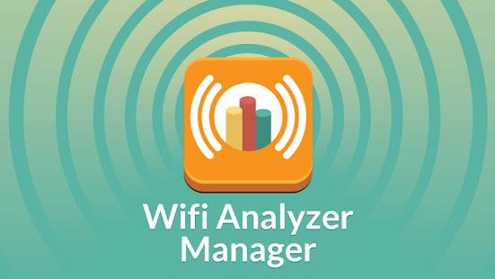 Wifi Analyzer Manager - screenshot