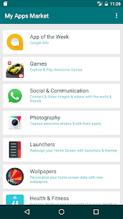 Free My Apps Market APK for Windows 8