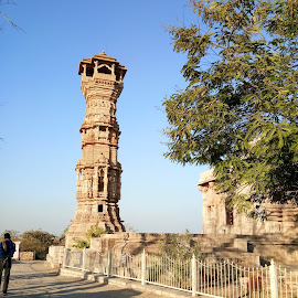 kirti of chittorgarh by Aaru Dashora - Uncategorized All Uncategorized