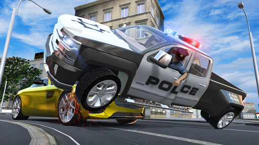 Offroad Pickup Truck S For PC