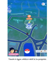 App Guide for Pokemon raid Battles APK for Windows Phone