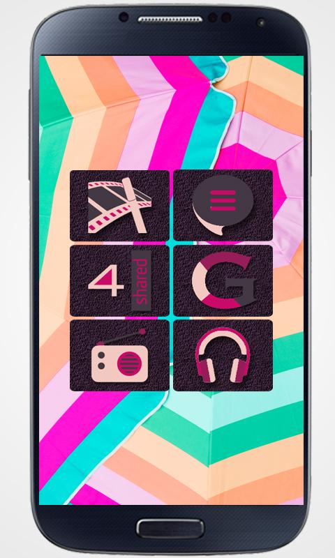 lovely_mia - icon pack Screenshot 6
