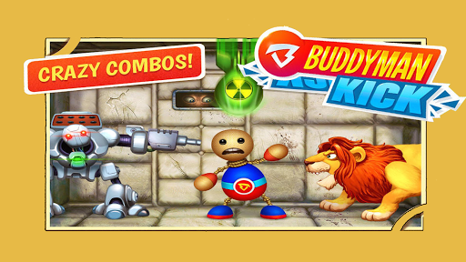 Super Buddyman Kick 2 - The Run Adventure Game For PC