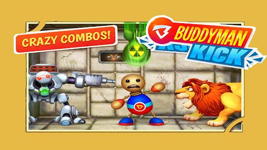 Super Buddyman Kick 2 - The Run Adventure Game for pc