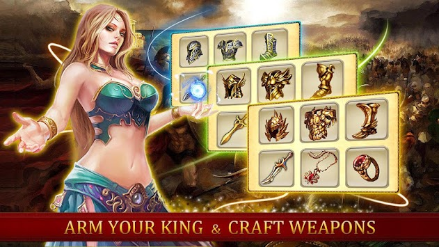 Age Of Kingdom : Empire Clash APK screenshot thumbnail 5