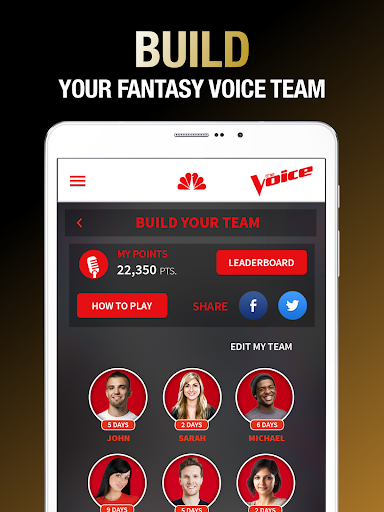 The Voice Official App on NBC screenshot 9
