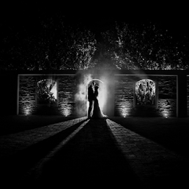 Shadows by Lood Goosen (LWG Photo) - Wedding Bride & Groom ( wedding photography, weddings, wedding, wedding photographer, bride groom bride and groom, bride, groom )