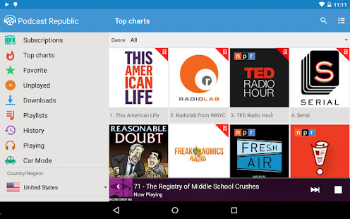 App podcast republic apk for windows phone download android apk