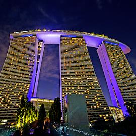 Marina Bay Sands Singapore by Steven De Siow - Buildings & Architecture Office Buildings & Hotels ( office buildings, singapore, hotels, marina bay sands, office,  )