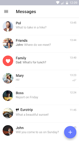 TamTam — free chats & channels 1.2.5 screenshot 2090857