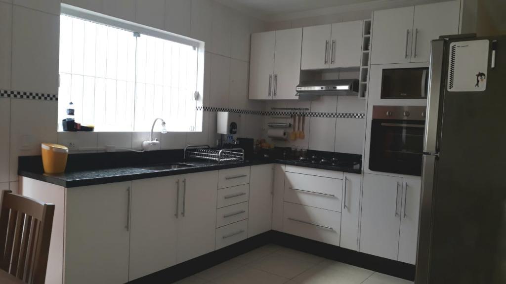 Casa com 2 dormitórios à venda, 82 m² - Jardim Vista Alegre - Campo Limpo Paulista/SP