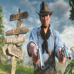 RDR 2 MAP & GUIDE For PC / Windows 7/8/10 / Mac – Free Download