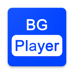 BG Player app for android