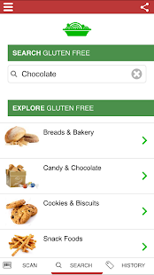 The Gluten Free Scanner · FULL - screenshot
