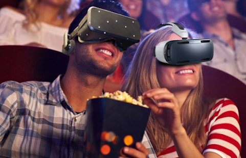 VR movies 3D screenshot for Android