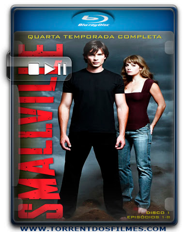 Baixar Smallville 4ª Temporada Dublada Torrent 720p Download