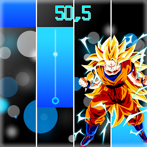 Dragonball Piano Tiles For PC