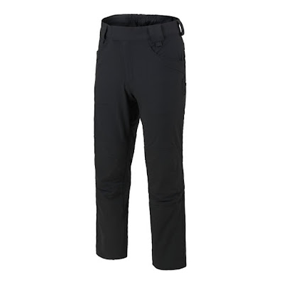 TREKKING TACTICAL PANTS - VersaStretch - Helikon-Tex - чёрный